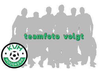 teamfoto kvhoogkerk leeg